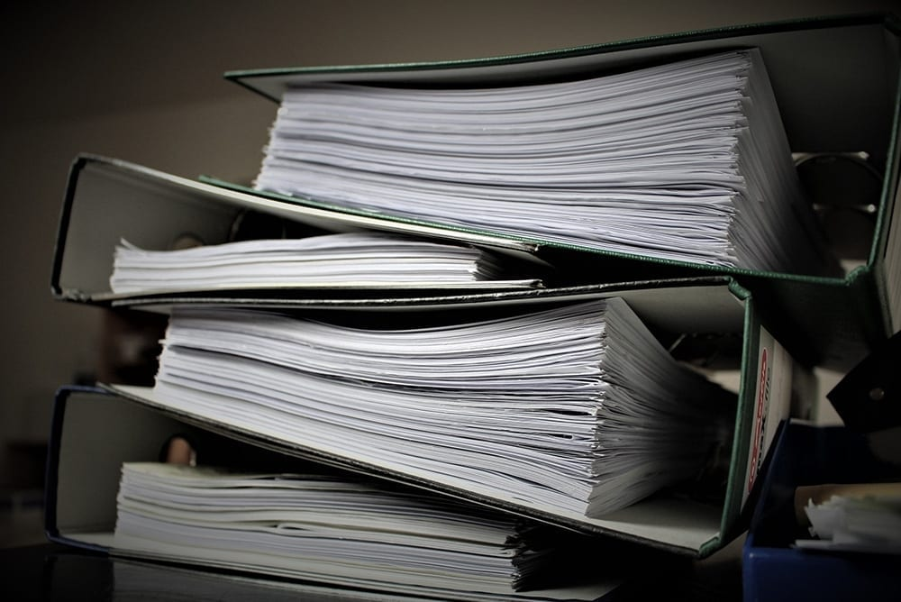Preparing Your Records (Documents) for Storage